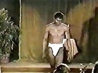 Antique Cfnm Mr. Nude California Competition Part 1