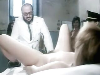 Exotic Doc Fondles His Patient's Shapely Breasts