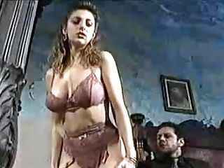 Sexy Chick In Old-school Pornography Movie 1