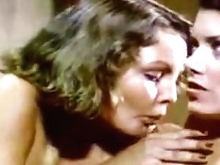 1979 Old-school Pornography Oiled Lezzies Labia Eating In Sauna