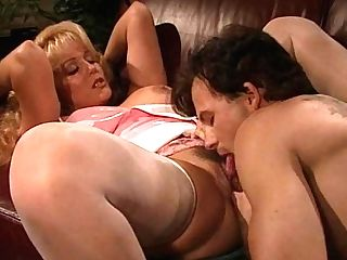 Bored Housewife Entices A Hot Stallion With Her Amazing Bod