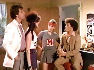 Horny Cheerleaders - 1985